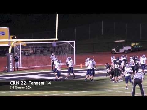'13 Council Rock North vs Tennent Recap (Game 5)