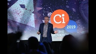 Professor Toby Walsh at Ci2019 - The future of work in a world of AI and robots
