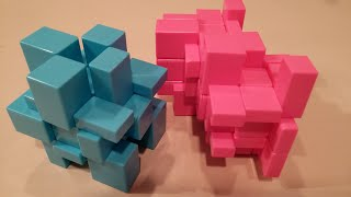 Cool Mirror Puzzles from Lightake! | Siamese + YuXin