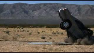 Падение автомобиля