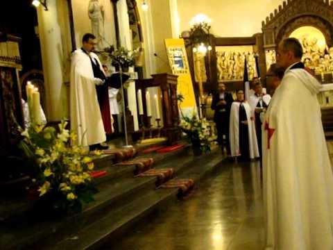 Pasowanie Templariuszy W Katowicach