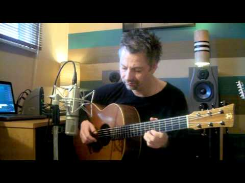 Nuvole Bianche - Ludovico Einaudi (arranged for guitar by Les Cheetham...
