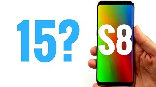 Samsung Galaxy S8: 15 tips and tricks!