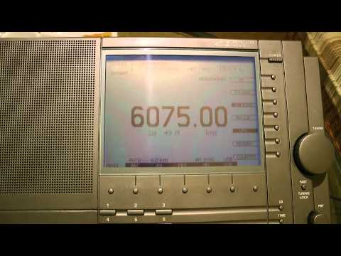 6075 kHz NBC National Radio, PNG , DX-pedition @ Shirahama, Wakayama / Parte1