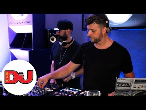 Chus & Ceballos LIVE from DJ Mag HQ