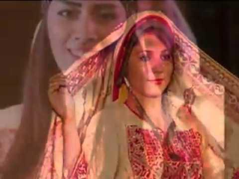 Palestinian folklore dresses