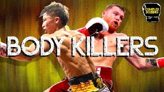 Body Killers: The Liver Shot | Boxing Technique Breakdown | Film Study