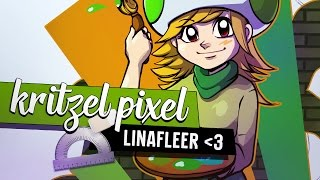 Happy Birthday Lina Fleer ★ KRITZEL PIXEL | Speed-Up Video