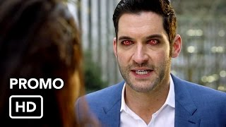 "Lucifer 2x17 Promo #2 ""Sympathy for the Goddess"" (HD) Season 2 Episode 17 Promo #2"