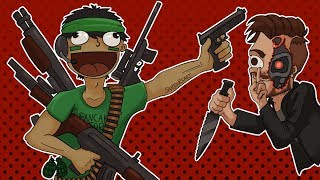 Black Ops 2 Funny Moments  - Gun Game Knife Rage, Unbeatable Nogla!