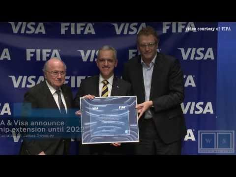 FIFA & Visa extend partnership until 2022