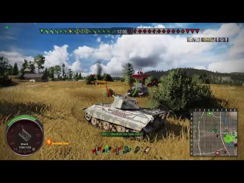 World of Tanks PS4 E50 - Prokhorowka