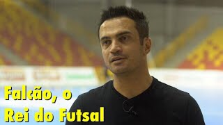 ESPECIAL: FALCÃO, falando sobre treinamento / Falcão, talking about training. (Futsal / Futebol)