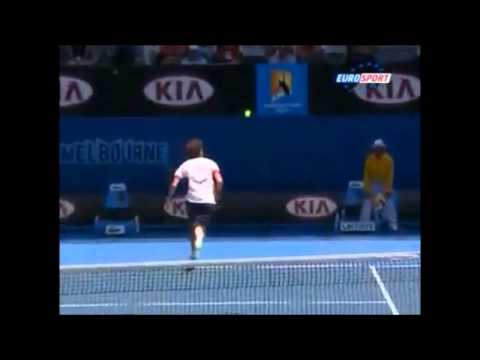 Best Points and Shots in Tennis History part 9