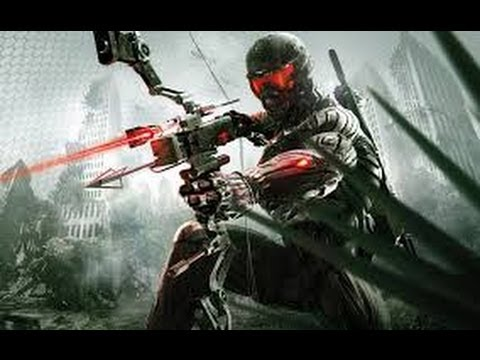 Gameplay Crysis 3 Numa GTX560 Graphics: Very High