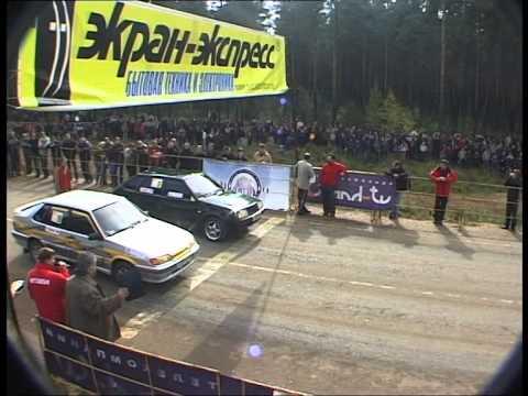 г. Киров drag racing 5 осень 2004 (часть 1)