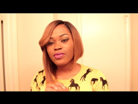 Keri Hilson Inspired Bob Cut Using A Full Lace Wig By RPGShow