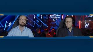 SpeCial vs ShoWTimE TvP - Round of 8 - WCS Spring 2019