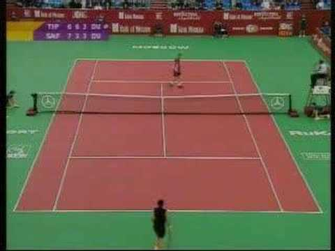 Play Of Week - Janko Tipsarevic 20.10.2006 Video
