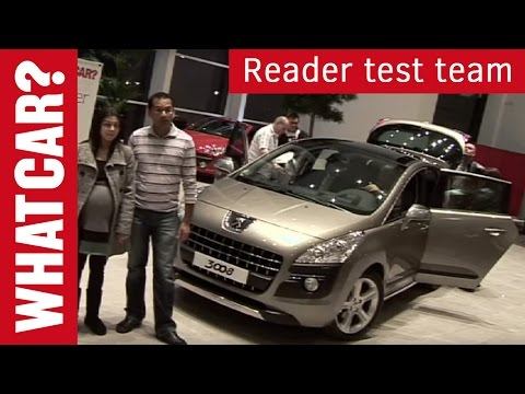 Peugeot 3008 customer review - Wha