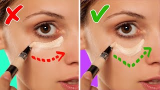 22 TOP SECRET MAKEUP HACKS FOR GIRLS
