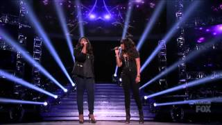 Jennifer Hudson Video - Candice Glover Feat. Jennifer Hudson -'Inseparable' Live On #Idol Finale