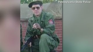 ZOG Finally Finds/Arrests Young Eric Frein