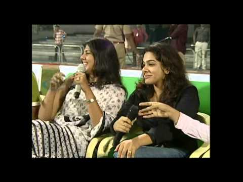 Star Cricket - Swarnamalya & Sandhiya Cricket Commentary Box