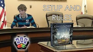 Civilization A New Dawn Setup and Rules - Ready Steady Play