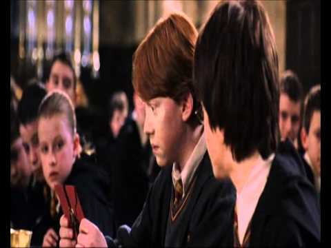 Errores de películas: Harry Potter y la Cámara Secreta