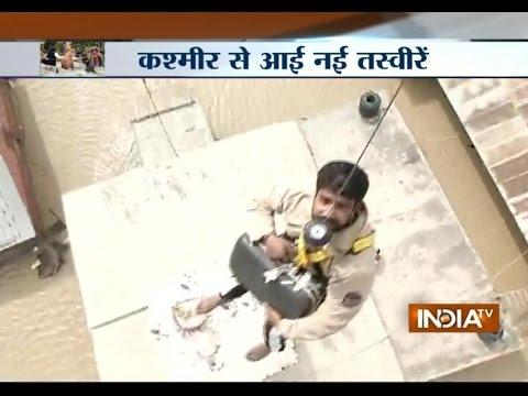 J&K Floods: Rescue Operations Underway, Flood Survivors Share Harrowing Experiences - India TV