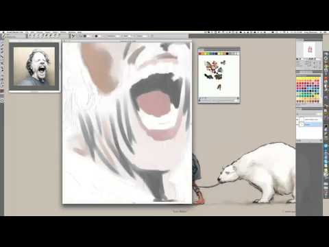 Painter Lite for Illustrators with Painter Master Greg Newman