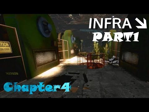 Infra: part1 2016 [PC] Walkthrough Gameplay #04 Chapter4: Heavy industry of the past