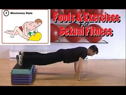 Fantastic 4 Foods & Exercises For Sexual Fitness video