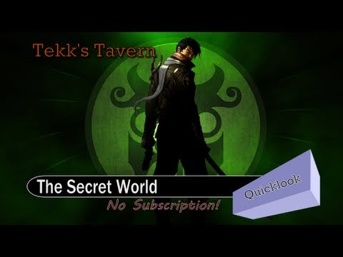 The Secret World - Quicklook