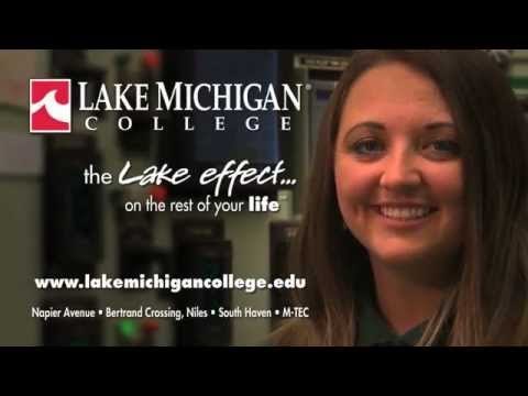 Lake Michigan College Lake Effect - Brandy Wark