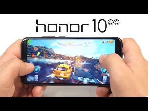 Обзор Honor 10 в играх (game test)