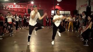 "MIRRORED   Nicki Minaj - ""BARBIE DREAMS"" Dance   Matt Steffanina Choreography"