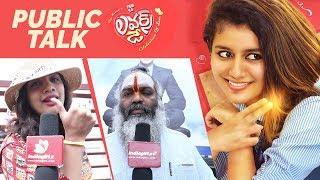 Priya Varrier's LOVERS DAY Public Talk | Oru Adaar Love Public Review | Valentine's Day Special