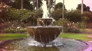 #7826, Fuente de un jardín [Efecto], Fuentes y decoración