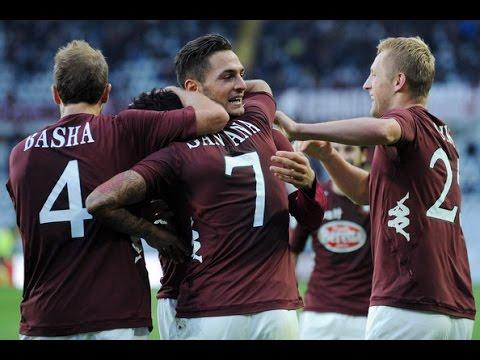 Inter vs Torino 0-1 25/01/2015 GOAL Emiliano Moretti 94 minute