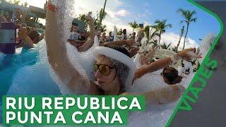 Hotel Riu Republica en Punta Cana - República Dominicana