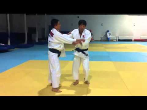 投技 - basic judo tachiwaza or throwing techniques Image 1