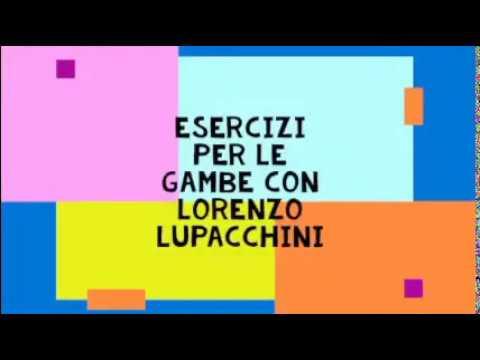 Alleniamoci con Lorenzo Lupacchini  - Training 1