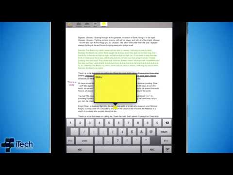 Pdf Reader Pro Edition For Ipad video