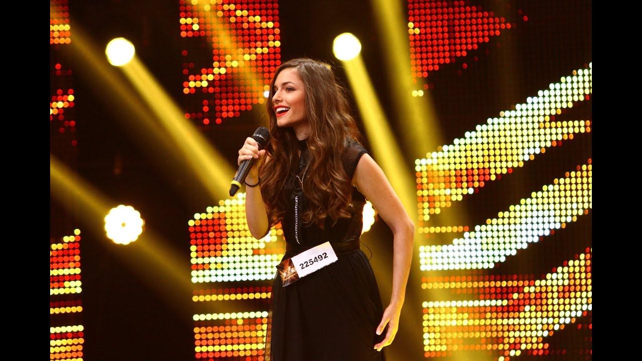 """Jessie J - """"Do It Like A Dude"""". Vezi interpretarea Veronicăi Eremia, la X Factor!"""
