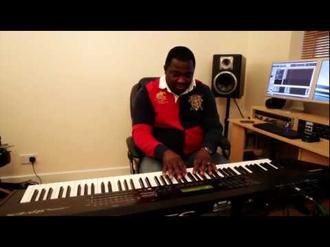 Hosanna (be Lifted Higher) - Sidney Mohede israel Houghton Cover video