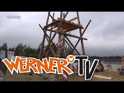 Werner Rennen 2018 – Harry Sack zeigt Euch den Aufbau