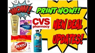 MUST WATCH! LOTS OF FREE HAIR CARE THIS WEEK   PRINT NOW UPDATES!