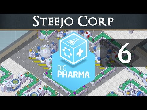 Let's Play Big Pharma Part 6
